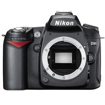 I would not mind one of these for a back up :)  Nikon D90 Digital Camera Body