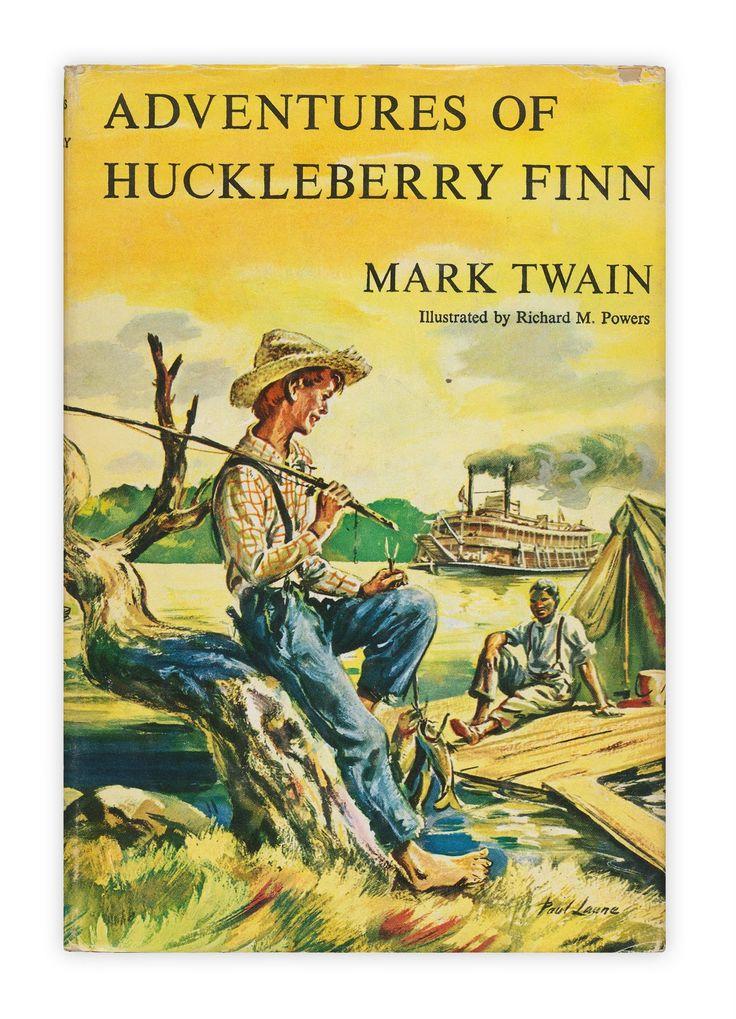 Is Huckleberry Finn a book about hope or despair?