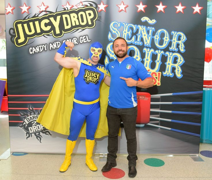 Dare to Test Your Limits With WWE's Santino Marella | A Wrestling Addicted Mommy