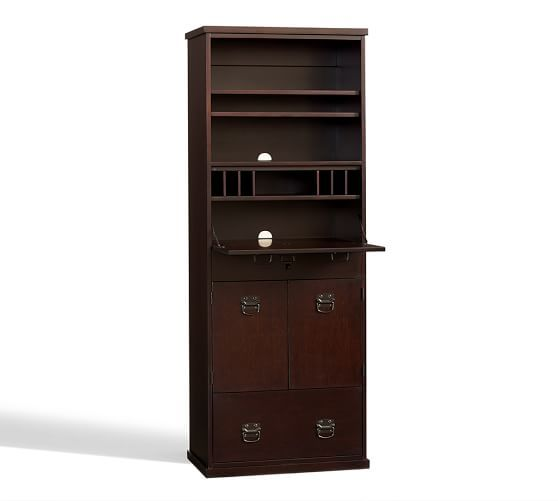 Bedford Office Work Tower | Pottery Barn