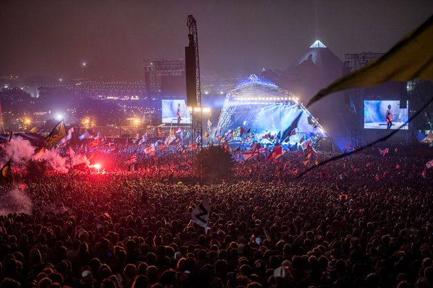 Why Buying Tickets For Glastonbury Festival Is The Worst Thing Ever
