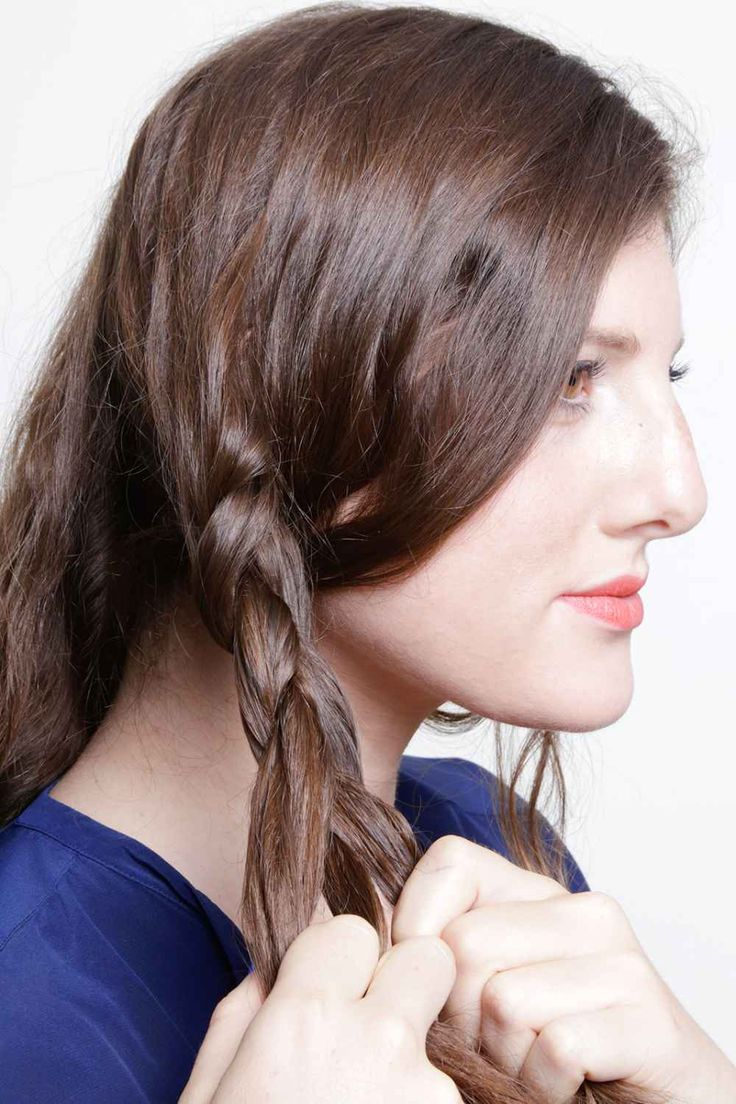 A Week Of Heat-Free Hairstyling Tips