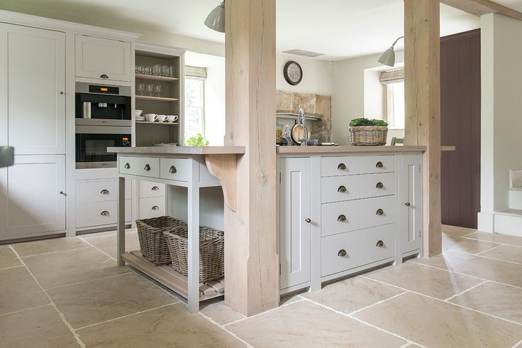 A classic country kitchen. #NeptuneKitchen #Kitchen www.neptune.com