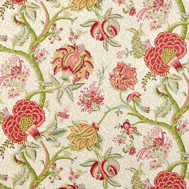 Richloom Darjeeling Sorbet Fabric