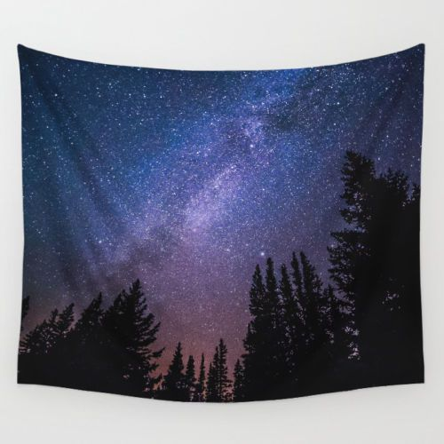 Home-Hanging-Wall-Hippie-Galaxy-Eclipse-Moon-Hanging-Tapestry-Bedspread-Throw