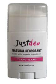 Ylang-Ylang natuurlijke deodorant zonder aluminium of parabenen