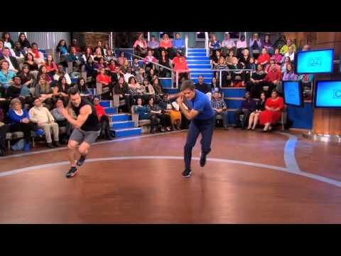 Tony Horton Workout on Dr  Oz