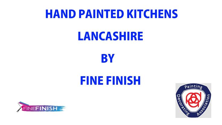Hand Painted Kitchens | Hand Painted Kitchen Units | Lancashire