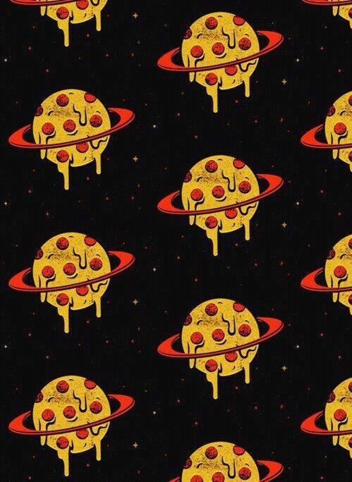 Pizza Pattern  #pizza #pattern