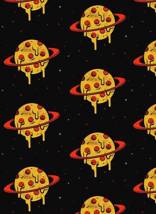 Pizza Pattern #pizza #pattern