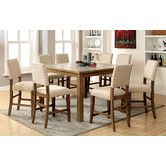 Found it at Wayfair - Casiodoro 9 Piece Counter Height Pub Dining Set