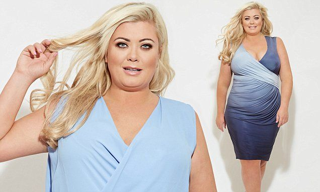 Gemma Collins calls for people to stop branding others 'disgusting'