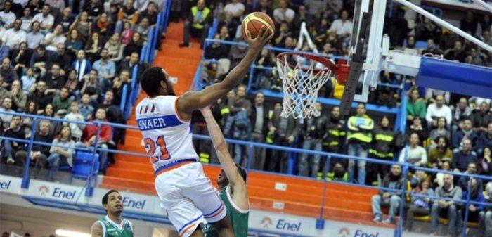 #Basket, Final Eight di Coppa Italia LIVE: Brindisi nel segno di Snaer