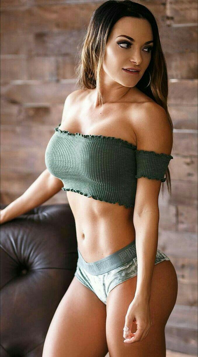 Nienna Jade  Fitness Babe In 2019  Bikinis, Hot Bikini -4996