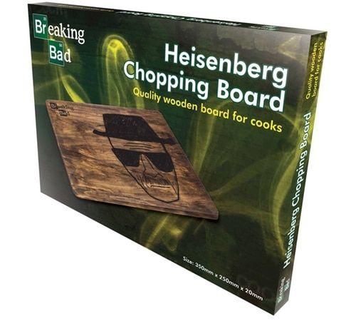 Breaking Bad Heisenberg Chopping Board Yuppie Gadgets Chopping Board Breaking Bad Wooden Chopping Boards