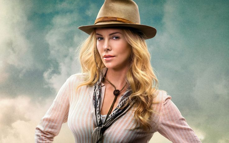 charize theron in a million ways to die in the west - cool wallpapers download