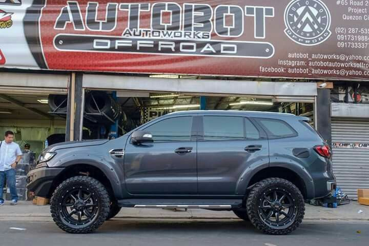 Ford Everest With Images Ford Ranger Ford Trucks Ford Motor