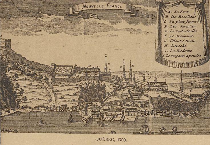 Quebec portes fortifications | Vieux-Québec, arrondissement historique inscrit au patrimoine mondial ...