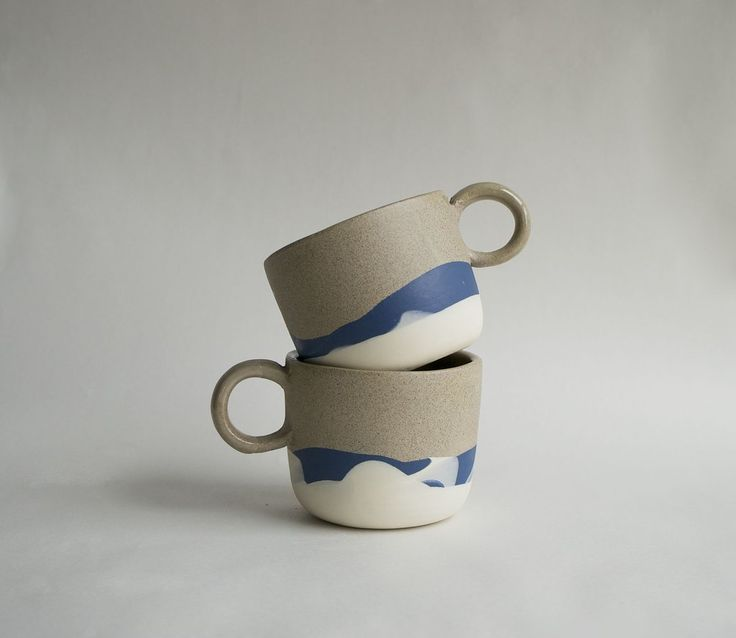 Beach Series: Mugs & Creamers