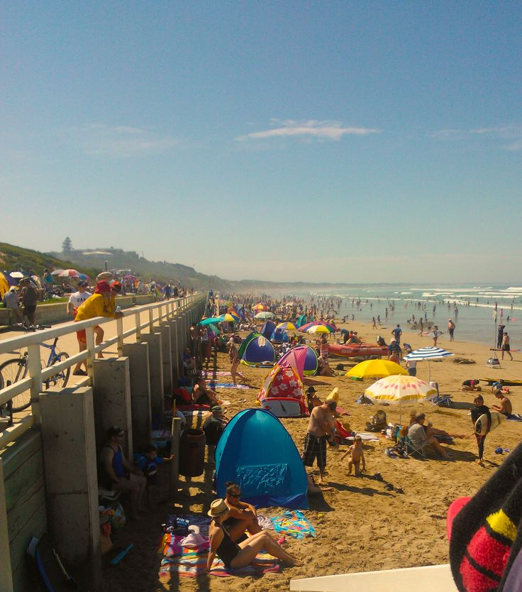 Labour day in Victoria...Ocean Grove