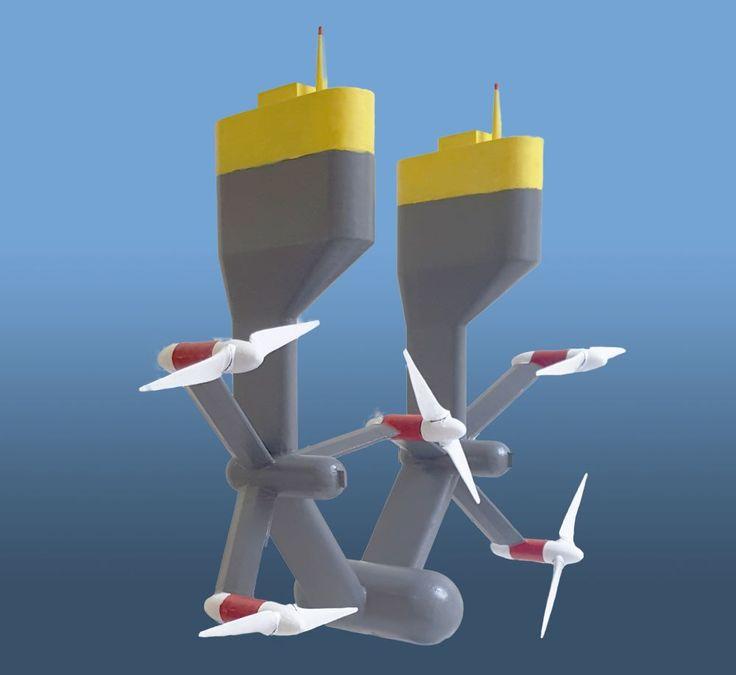 De Nederlandse bouwer van getijdeturbines Tocardo kan aan de slag op een testveld bij de Schotse Orkney-eilanden. Er komt een onder een grotendeels onder water drijvende installatie vijf onderwaterturbines met een gezamenlijk vermogen van 1,4 MW.