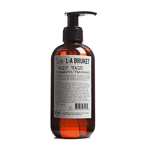L:A Bruket No.105 Body Wash Bergamot/Patchouli >>> Learn more by visiting the image link. (This is an Amazon Affiliate link and I receive a commission for the sales)