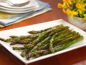 Maple Roasted Asparagus