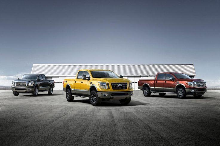 2016 Nissan Titan XD, Nissan, Pickup, Truck, SL, Pro-4X, Platinum Reserve