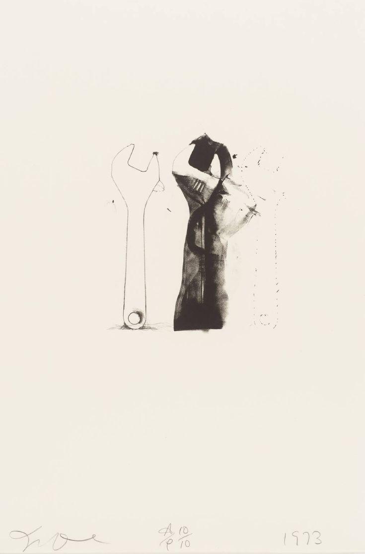 Jim Dine, '[no title]' 1973