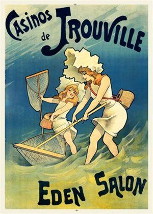 Affiche Casino de Trouville, Choubrac - Trouville-sur-Mer — Wikipédia