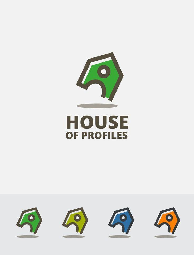 House of Profiles | Logo Design by attilakamasz
