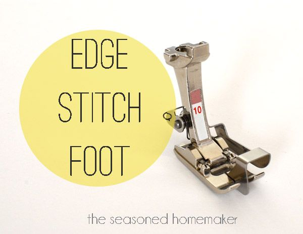 Best 40 Sewing Feet Images On Pinterest Sewing Sewing Ideas And Mesmerizing How To Use Sewing Machine Feet