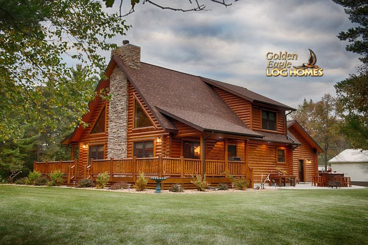 1000 ideas about log homes kits on pinterest small log for Home hardware cottage packages