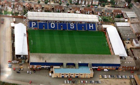 London Road, Peterborough United