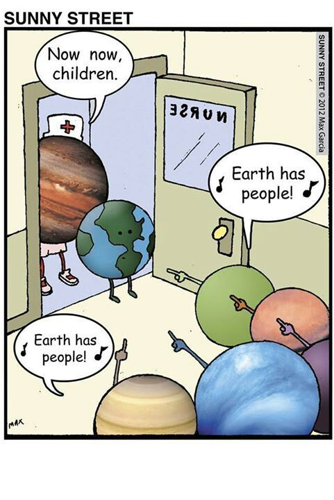 jokes about planets - photo #23