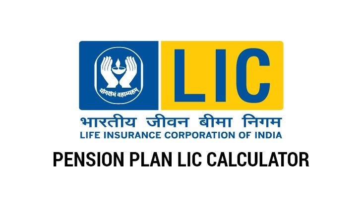 Pension Plan Lic Calculator In 2020 Pension Plan How To Plan Life Insurance Corporation