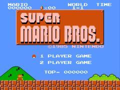 Super Mario Bros. Online  RetroGames.cc
