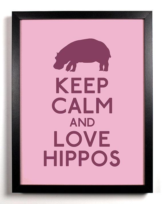 Love Hippos