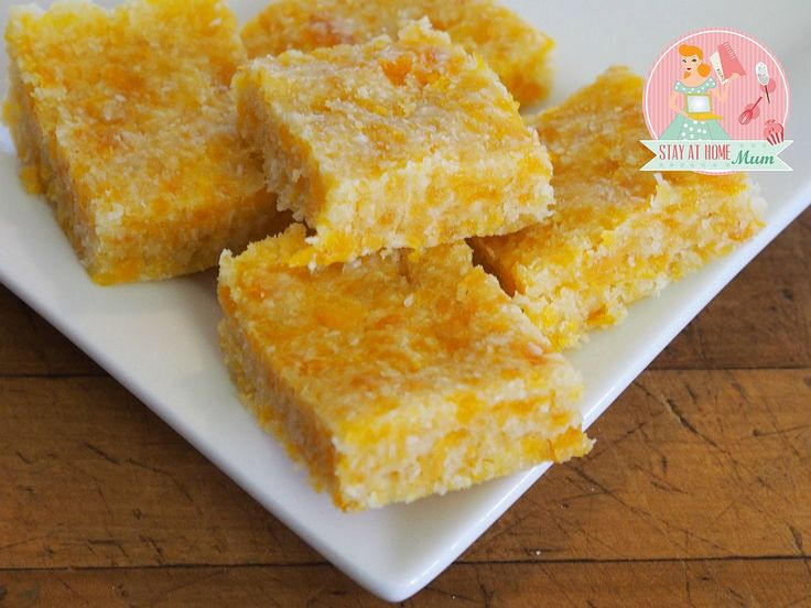 Raw Apricot Slice | Stay at Home Mum