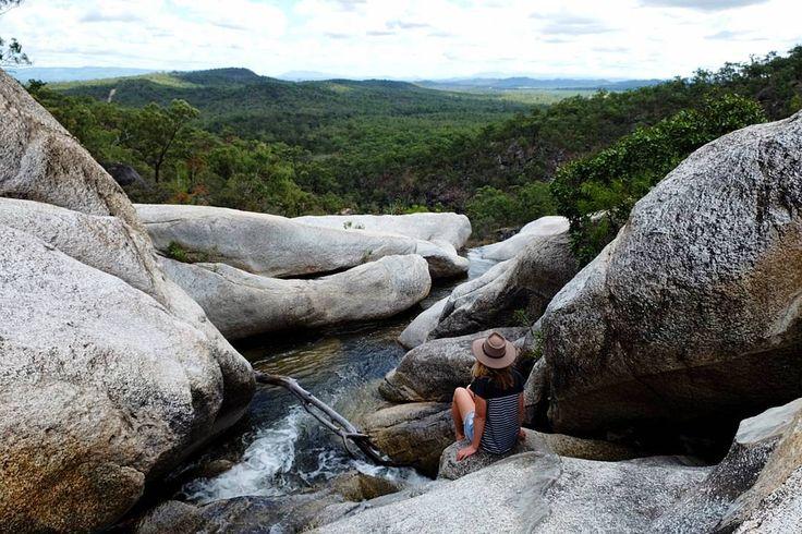 Emerald creek falls, Mareeba #Queensland  #Australia