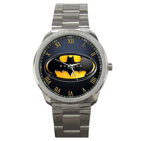 Batman Logo Yellow DC Comics Universe Sport by jordaakbarjung