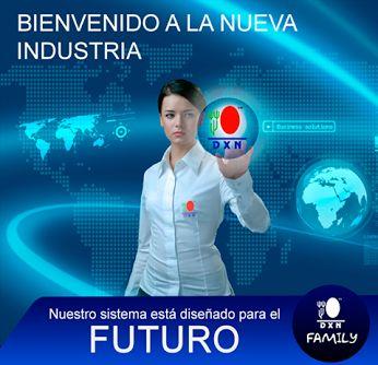 DXN ES LA COMPAÑIA DEL FUTURO!!  Visite nuestro facebook oficial ..  www.facebook.com/dxnfamilia