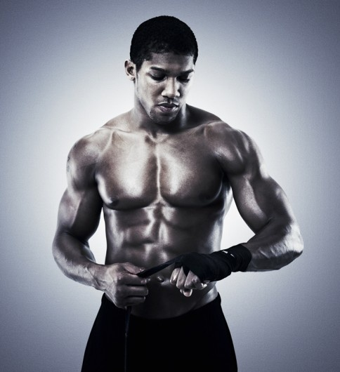 ANTHONY JOSHUA by Charlie Surbey