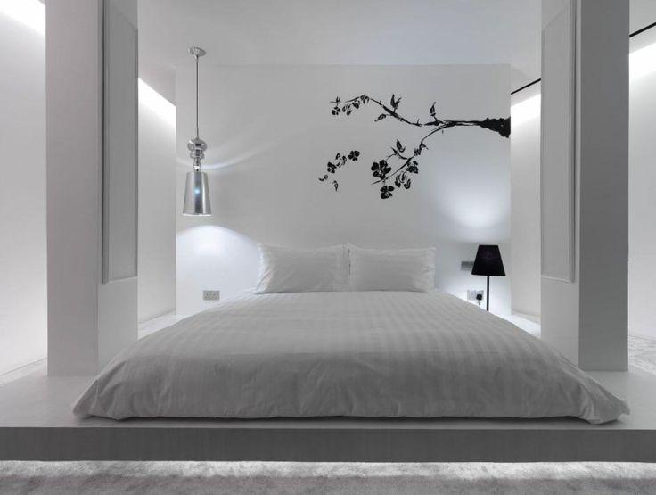 291 best Fabulous White Rooms images on Pinterest   Bedroom ideas ...