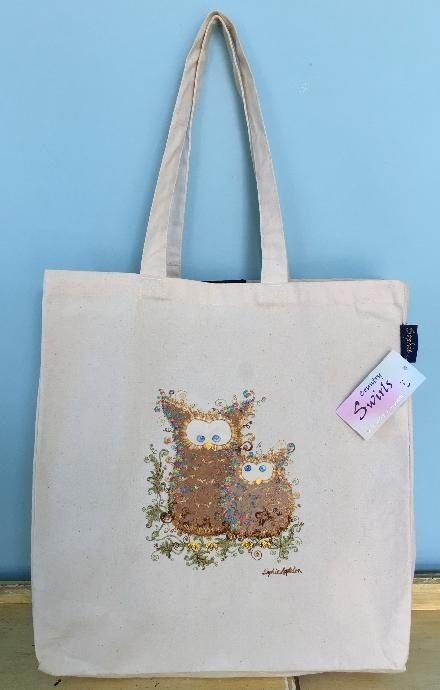 Owl bag www.countryswirls.com