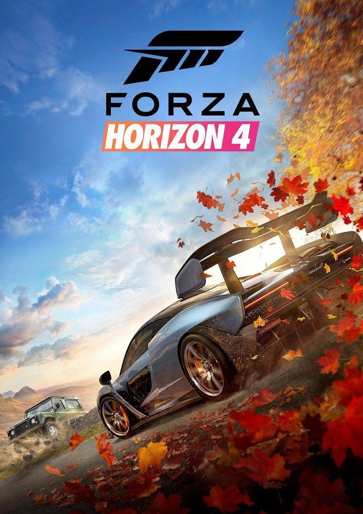Forza Horizon 4 Poster Forza Horizon Forza Horizon 4 Forza