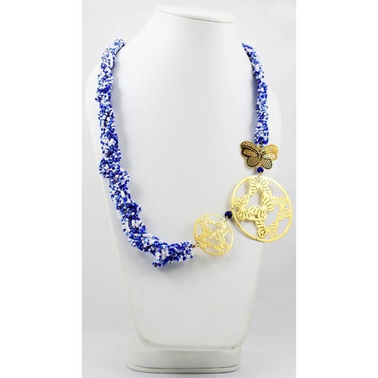 diseños de pulseras y collares con mostacillas 2014 - Buscar con Google