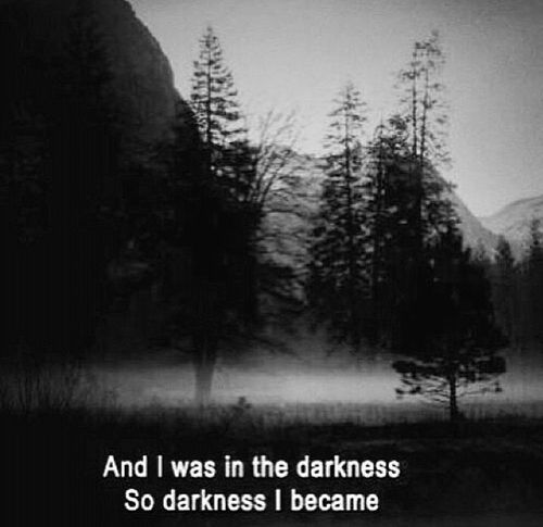 Dark Quotes About Depression: Best 25+ Black Quotes Tumblr Ideas On Pinterest