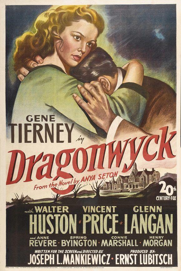 Dragonwyck 11x17 Movie Poster (1946)