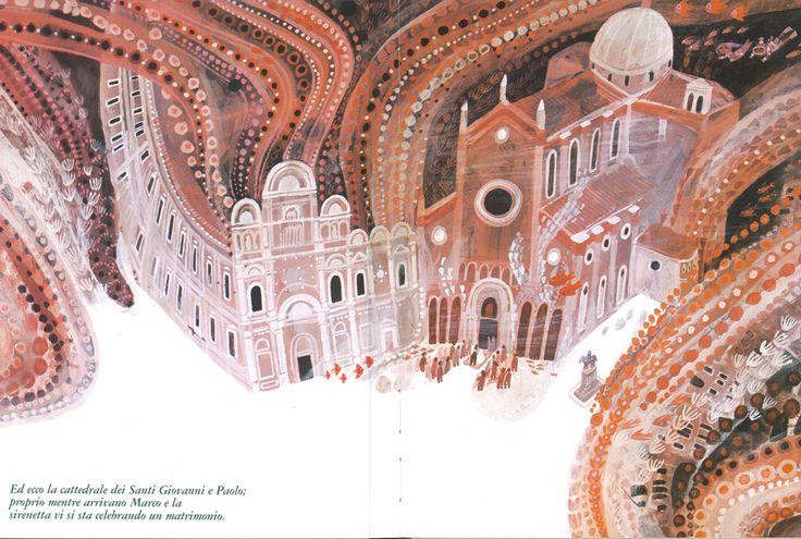 Stepan Zavrel, Un sogno a Venezia